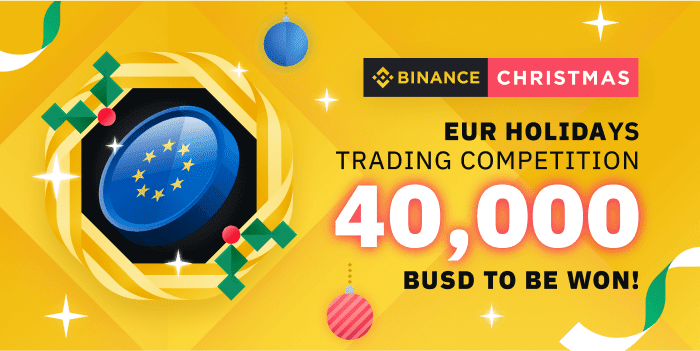 binance eur trading competition
