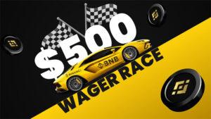 binance wager race chipsgg