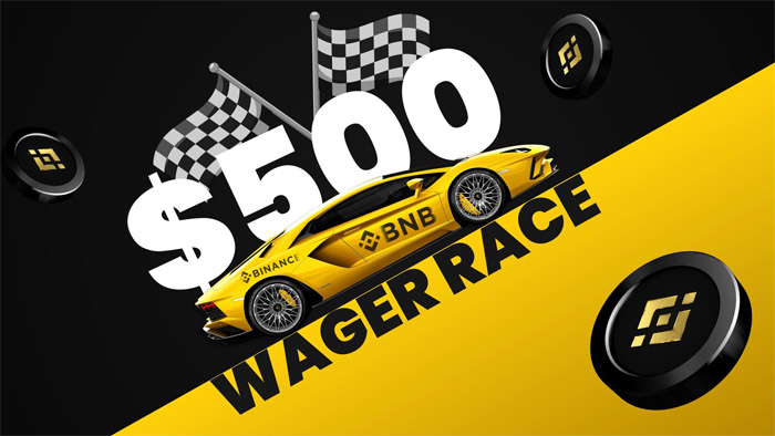 binance wager race chipsgg