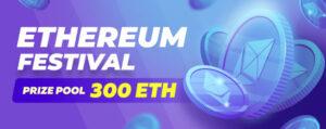 betfury ethereum festival logo