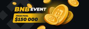 bnb event betfury logo