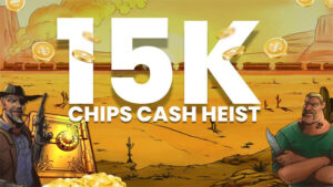 chipsgg cash heist logo